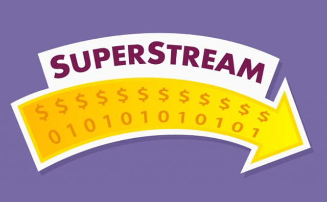 SuperStream graphic