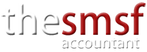 The SMSF Accountant Logo